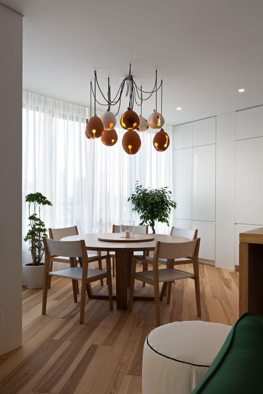 Bí quyết làm đẹp nhà với nội thất tương phản