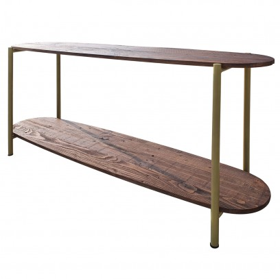 Reclaimed Hone Console Table