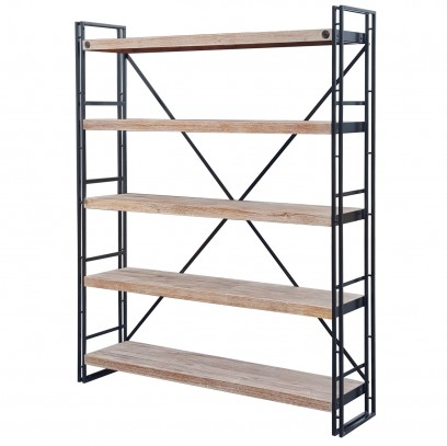 Jelks Shelves 5 floors